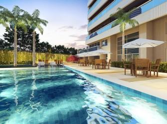 Essenza Residenziale - Imóvel no no bairro Cocó em Fortaleza