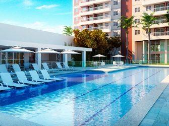 B. Shopping Residence – Parque Dos Ipês - Imóvel no no bairro Presidente Kennedy em Fortaleza