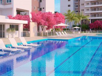 B. Shopping Residence – Reserva Das Palmeiras - Imóvel no no bairro Presidente Kennedy em Fortaleza