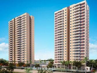 B. Shopping Residence – Bosque Das Acácias - Imóvel no no bairro Presidente Kennedy em Fortaleza