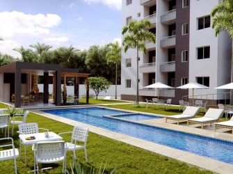 Residencial Villa Torino - Imóvel no no bairro Parque Dois Irmãos em Fortaleza