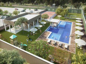 Villa Firenze Residencial - Imóvel no no bairro Messejana em Fortaleza